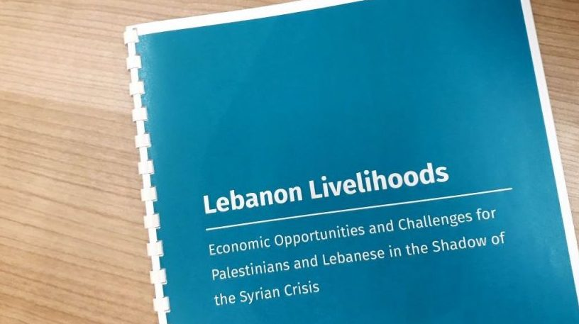 Lebanon Livelihoods Research Paper
