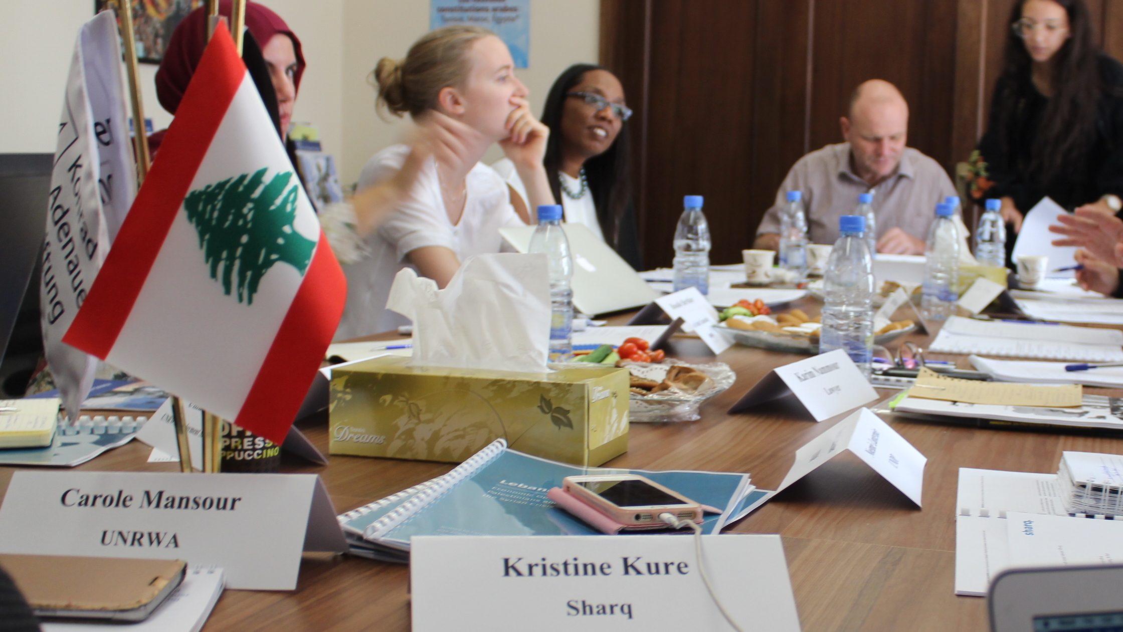 Lebanon Livelihoods Roundtable